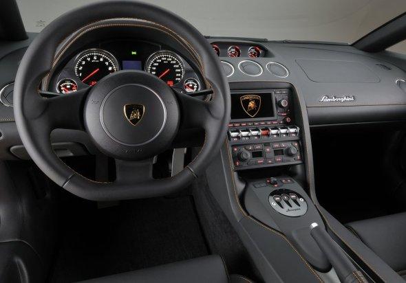 Lamborghini Gallardo Lp560 4 Bicolore Interior View Bharathautos