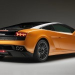 Lamborghini Gallardo LP560-4 Bicolore Rear-Angle-View
