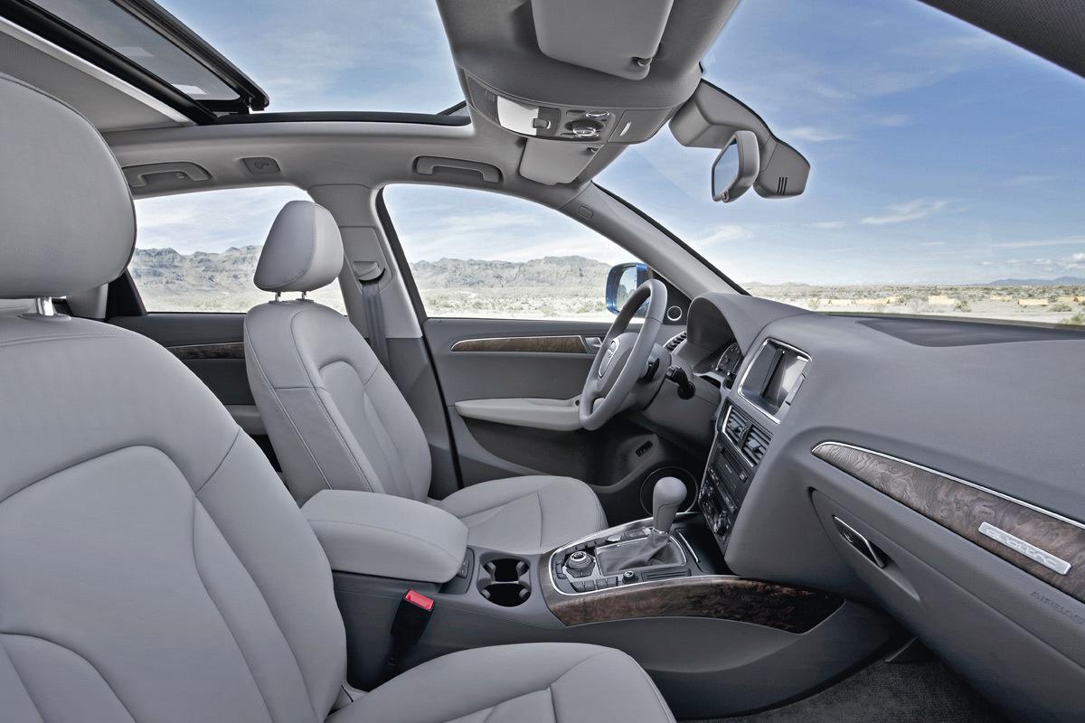 Audi Q Interior BharathAutos Automobile News Updates - Audi q5 interior