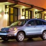 New Honda CR-V SideView