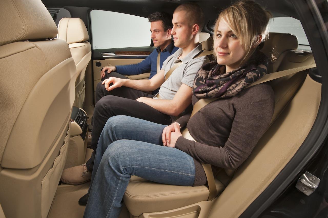 Bmw X6 Gets Three Seater Rear Seat Option