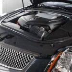 Cadillac CTS-V Sedan Engine
