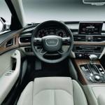 2012 Audi A6 Interior