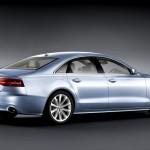 2012 Audi A6 Rear