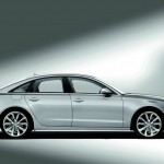 2012 Audi A6 Sideview