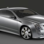 Cadillac CTS-V Coupe Front