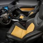 Cadillac CTS-V Sedan Interior