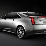 Cadillac CTS-V Coupe Rear