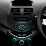 Chevy Beat LPG Dashboard