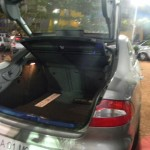Skoda Superb Rear boot