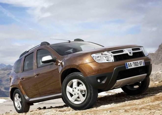 2011 Renault Dacia Duster