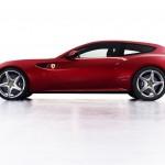 Ferrari FF - Sideview