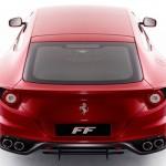 Ferrari FF - Rear