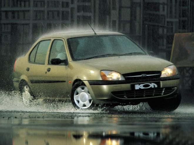 Ford-Ikon-2000 model