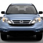 New Honda CR-V Front