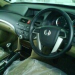 2011 Honda Accord India Interior
