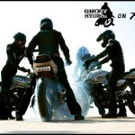 Pulsar Sponsors Motorcycle Stunt Riding Team Ghost Ryderz 2