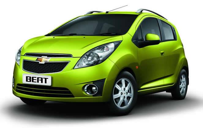Comparo Ford Figo Vs Chevrolet Beat
