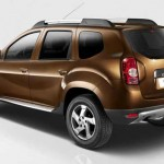 2011 Renault Dacia Duster Rear