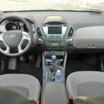 2011 Hyundai Tucson Interior