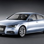 2012 Audi A6 Front