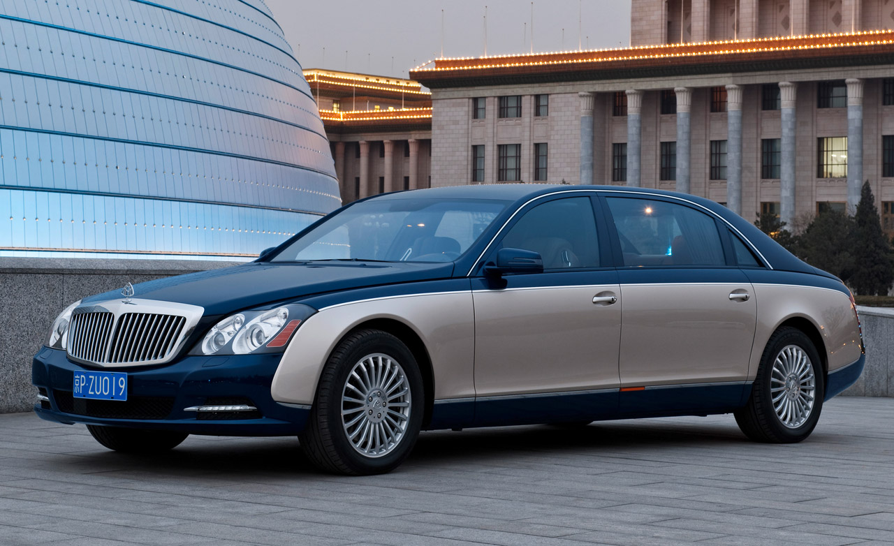 MercedesBenz Launches New Maybach
