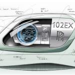 Rolls-Royce 102EX electric Phantom 4