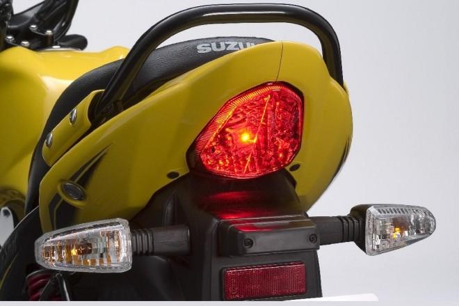 Suzuki Plans 100cc Bike For India