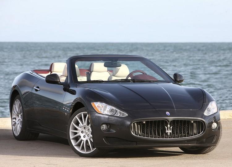 2011 Maserati GranCabrio - BharathAutos - Automobile News Updates