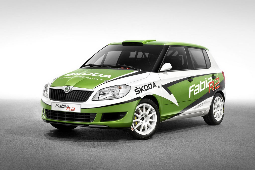 2011 skoda fabia r2 rally car. Black Bedroom Furniture Sets. Home Design Ideas