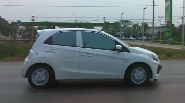 2011 Honda Brio In Thailand