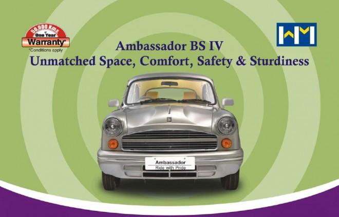2011 HM Ambassador Grand BS4