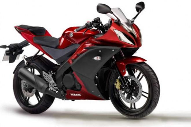 2012 Yamaha R15