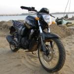 BA Tested Yamaha FZ16 Midnight Special 5