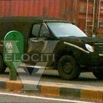 Velociti spied Force Motors Explorer SUV