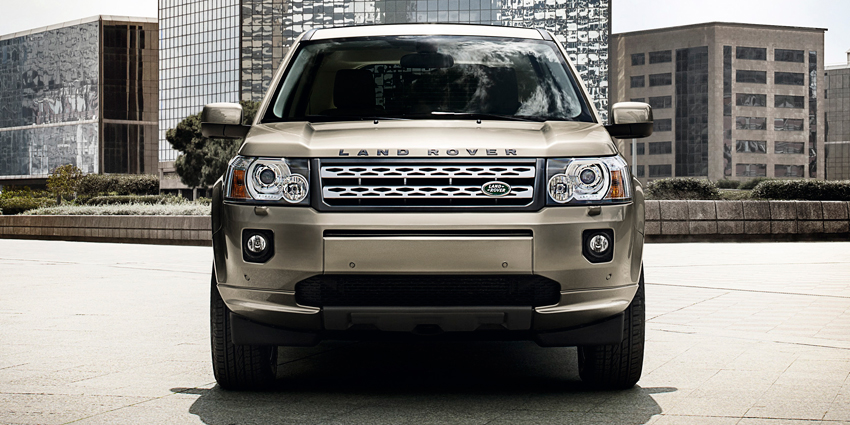 Land-Rover Freelander2 India 2