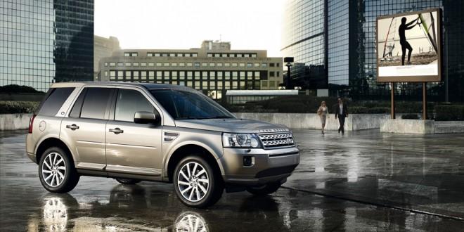 Land-Rover Freelander-2 India