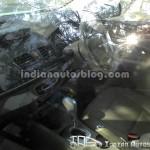 Spied - Renault Fluence Interiors-1