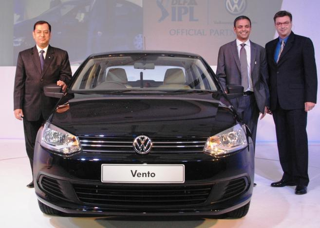 Volkswagen Vento IPL Edition