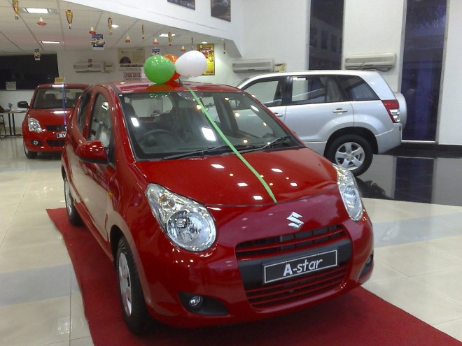 Car Discounts in March 2011