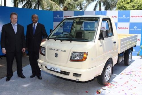 Ashok Leyland-Nissan JV