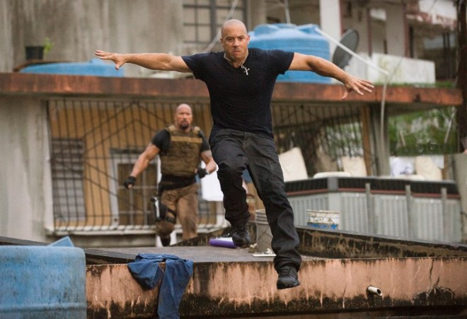 'Fast Five' Fast and Furious 5 Trailer