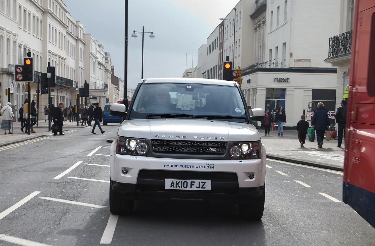 Land Rover Range_e Concept 3
