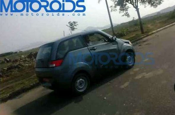 Mahindra Reva NXR