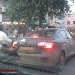 Spied - Renault Fluence Rear-4