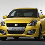 Suzuki Swift S-Concept 1