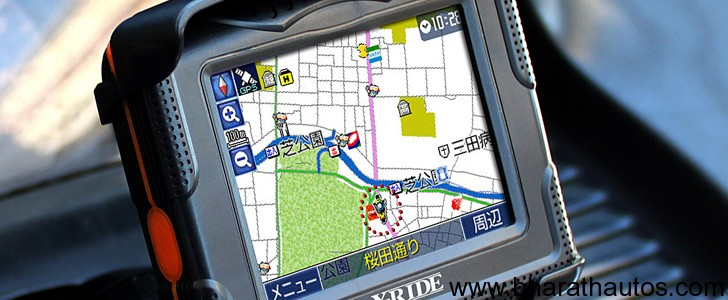 RM-XR350MC, a waterproof GPS for Motorbike by RWC