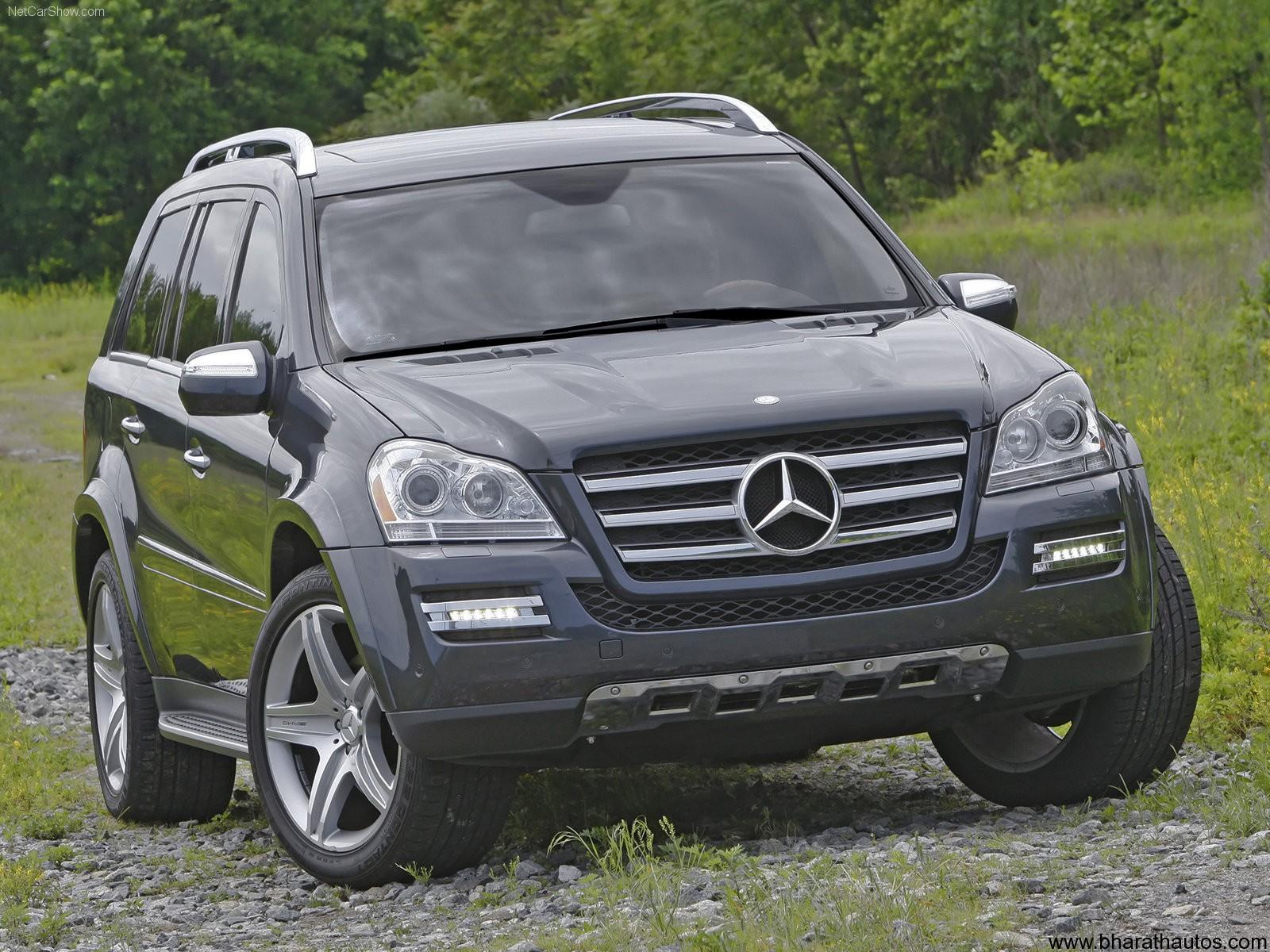 2011 Mercedes GL-Class