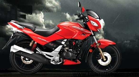 2011 Hero Honda CBZ Xtreme Launched
