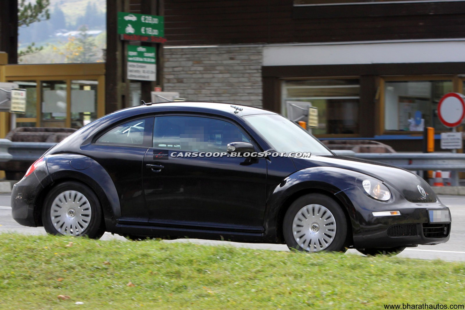 2012 Volkswagen Beetle To Be Unveiled On April 18th